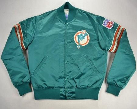 Miami Dolphins Nfl Starter Jacket S American Football