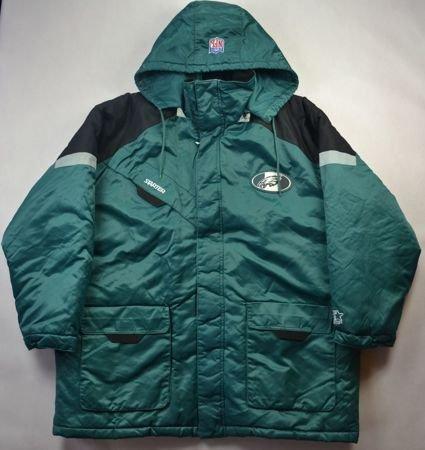 Philadelphia Eagles Nfl Starter Jacket Xl Other Shirts