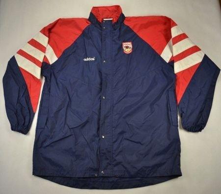 1992-94 ARSENAL LONDON JACKET XXXL | FOOTBALL / SOCCER