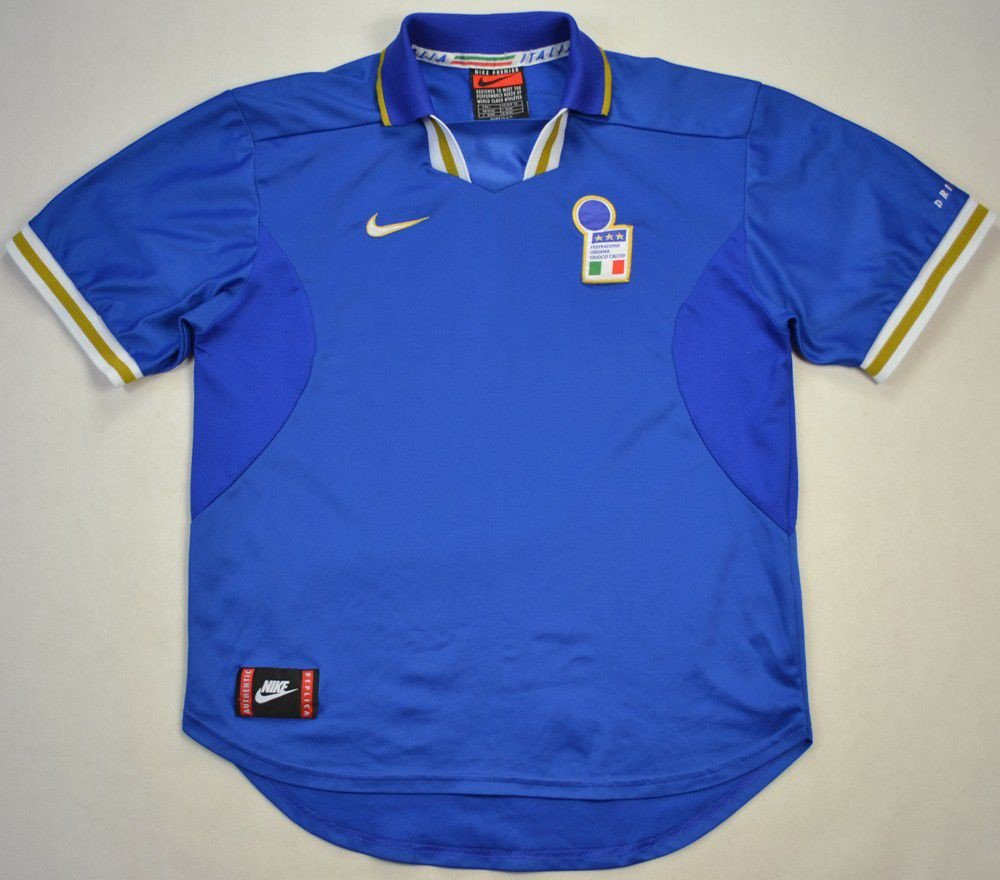 1996 97 italy zola shirt l football soccer for Shirts made in italy
