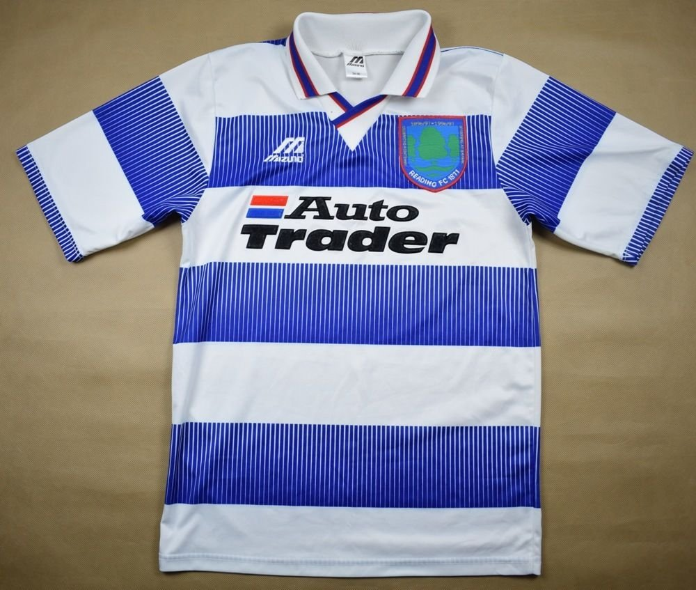 1996-97 READING FC SHIRT S | FOOTBALL / SOCCER \ Championship ...