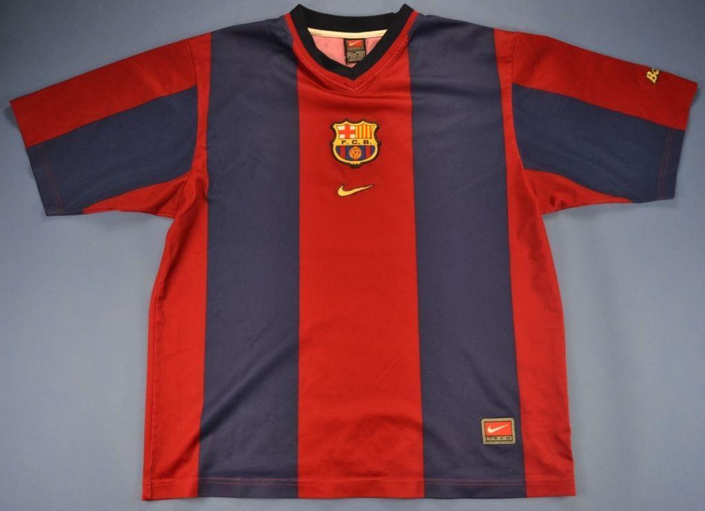 jersey barcelona 1998