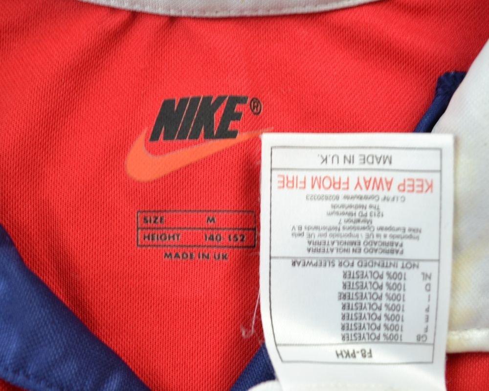 1998 99 arsenal london shirt m boys football soccer for Epl table 1998 99