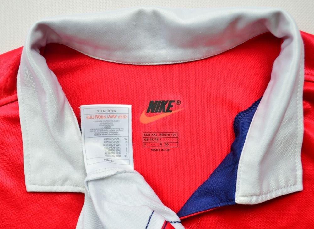 1998 99 arsenal shirt 2 xl football soccer premier for Epl table 1998 99