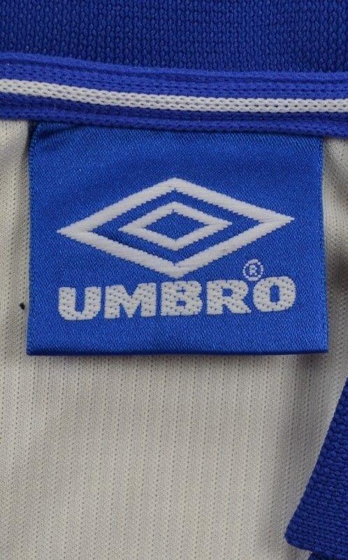 1998 99 everton shirt l boys football soccer for Epl table 1998 99