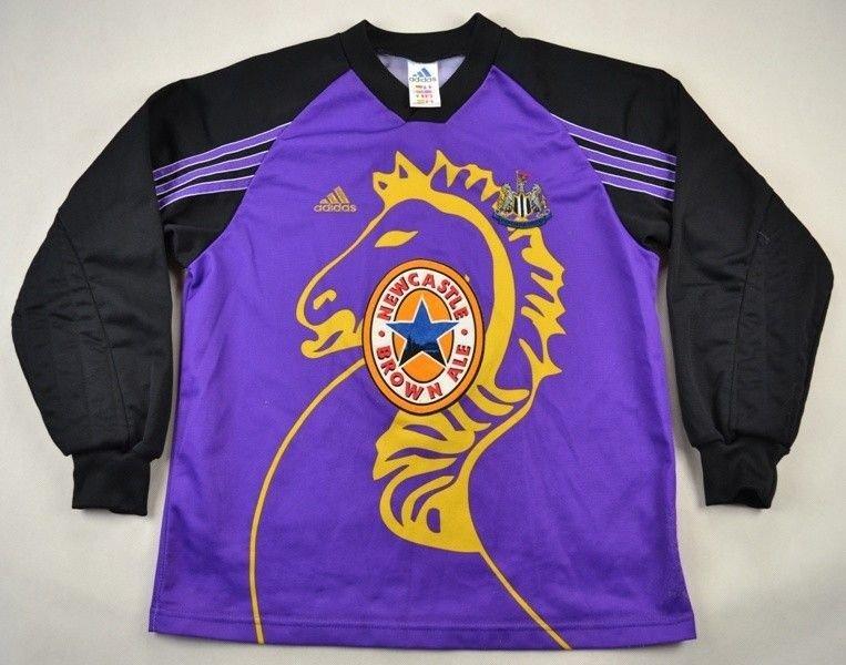 1998 99 newcastle united goalkeeper shirt l boys for Epl table 1998 99