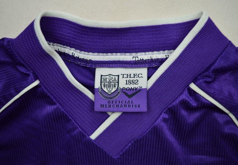 1998 99 tottenham hotspur shirt l football soccer for Epl table 1998 99