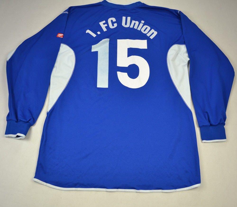 2002-03 1 FC UNION BERLIN SHIRT L/XL