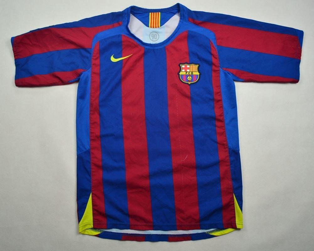 2005-06 Fc Barcelona  messi shirt M. Boys 140-152 Cm · 2011-12 ... 1aa2655ae
