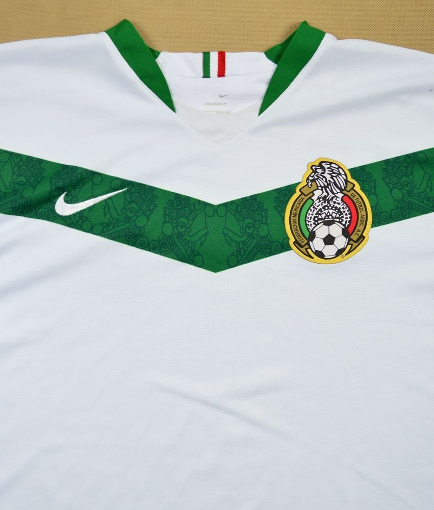 The away kit does not feature any red and features the same design as the  home kit. This World Cup was pretty meh for Mexico. They drew against  Angola in ... 1f36c3284