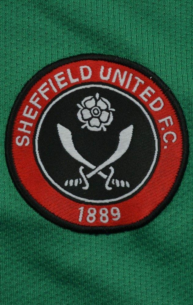 2008-09 SHEFFIELD UNITED FC SHIRT XL | FOOTBALL / SOCCER ...