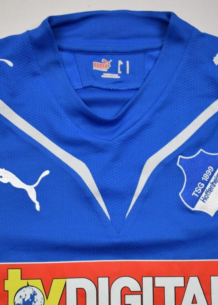 2009 11 tsg 1899 hoffenheim shirt m football soccer european clubs german clubs other. Black Bedroom Furniture Sets. Home Design Ideas