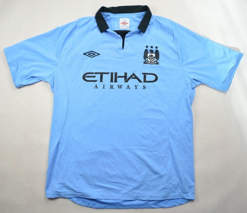 ab3624e76 Vintage Manchester City Football Shirts