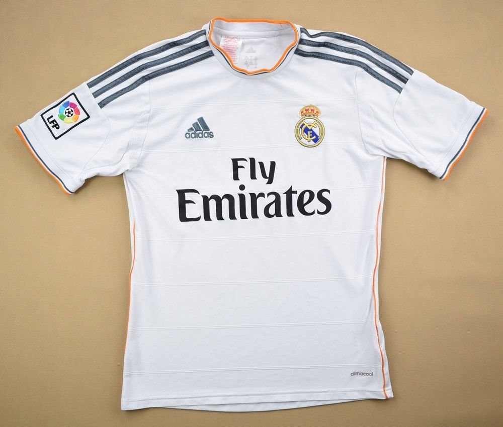 b91d04d2378 Real Madrid New T Shirt 2013