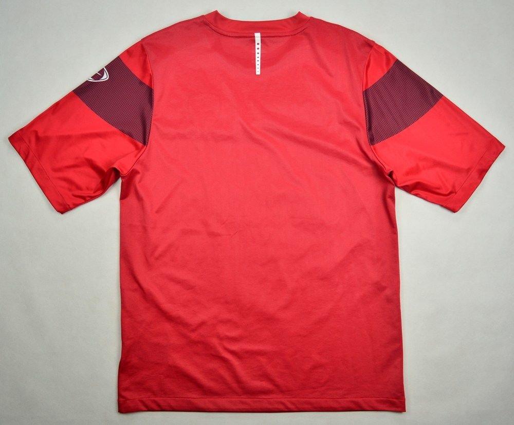 arsenal shirt m football soccer premier