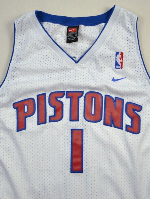Image Result For Vintage Detroit Pistons Shirt
