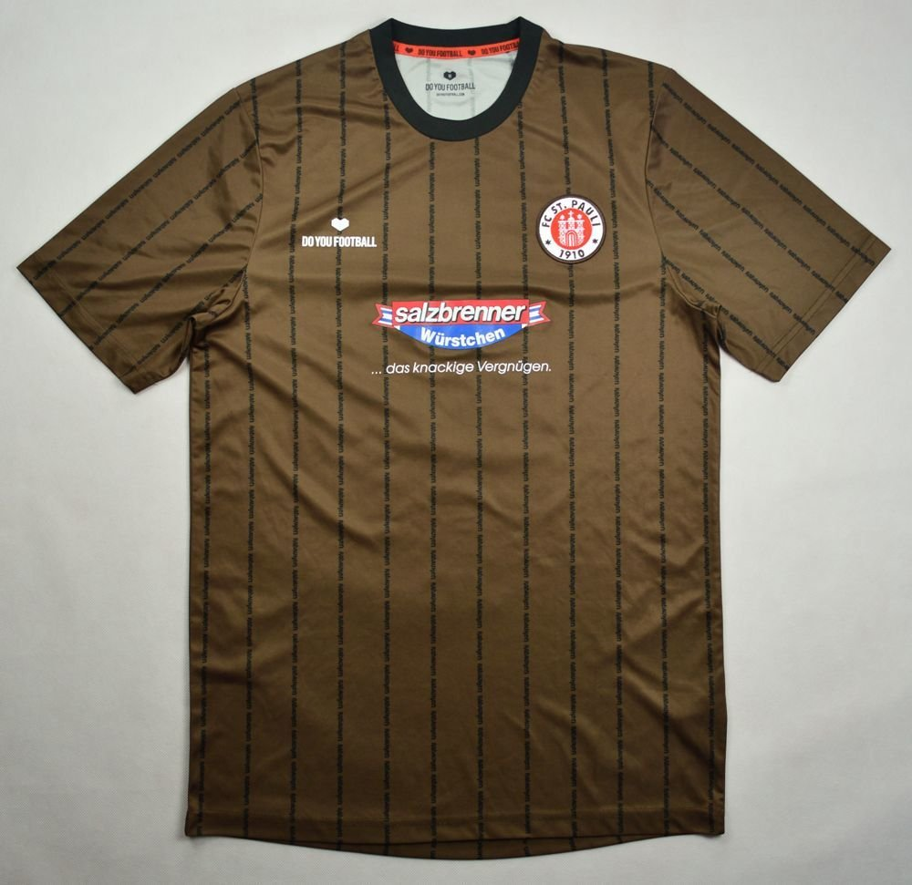 fc st pauli shirt m football soccer european clubs. Black Bedroom Furniture Sets. Home Design Ideas