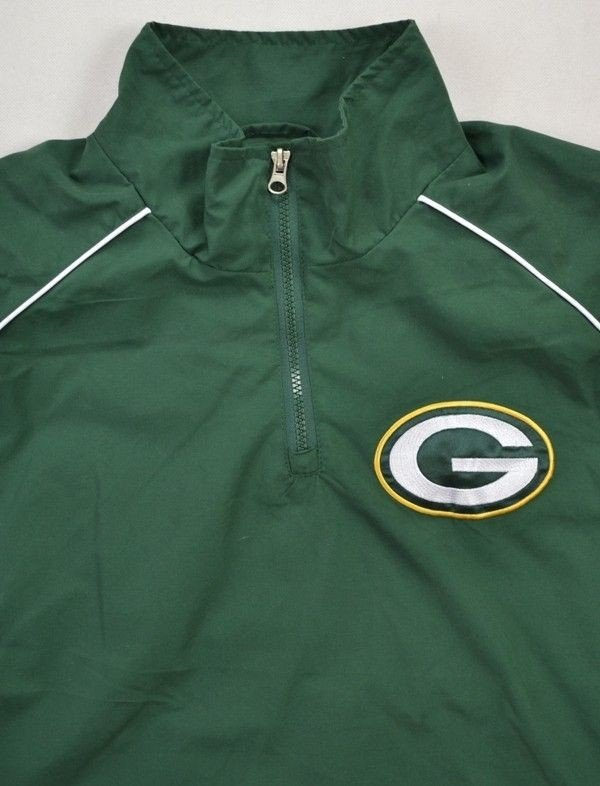 Green Bay Packers Nfl G Iii Apparel Top Jacket L Other