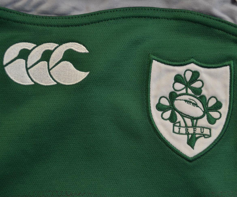 Ireland Rugby Canterbury Shirt Xl Boys Rugby Rugby Union