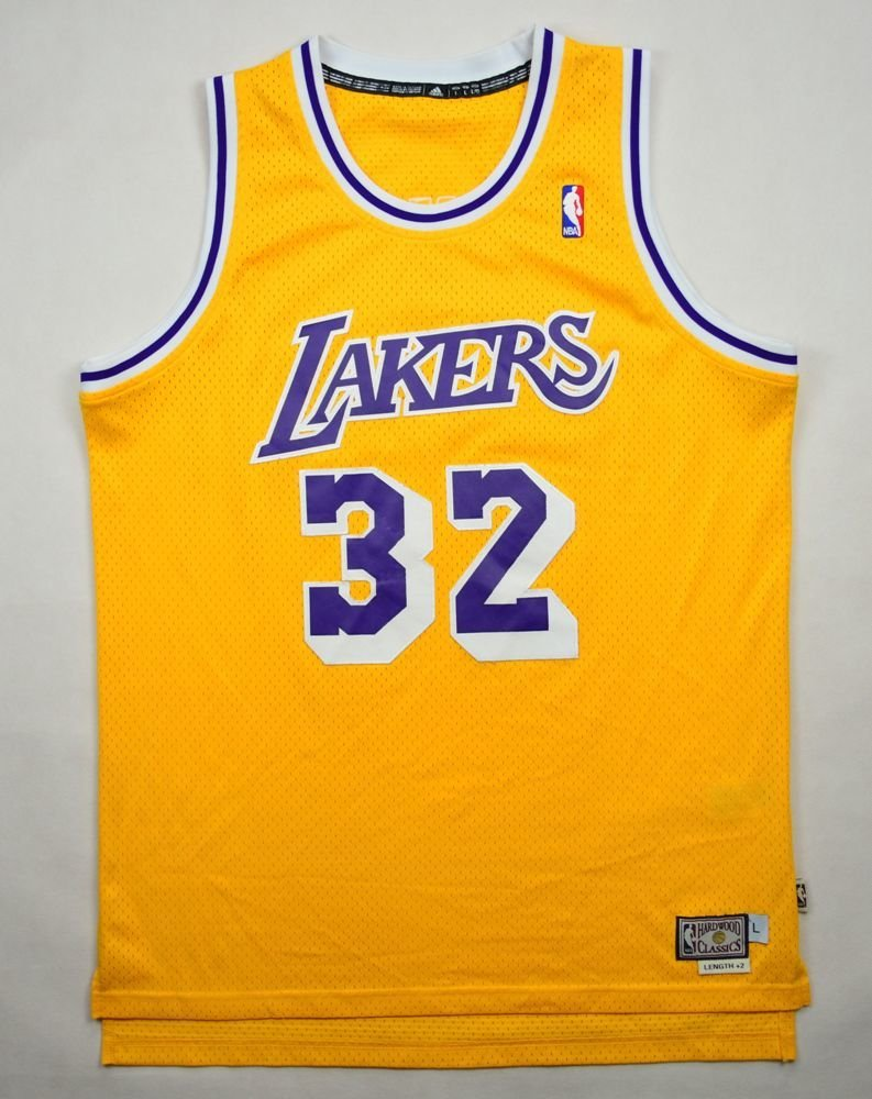 For that Lakers vintage shirt right! think