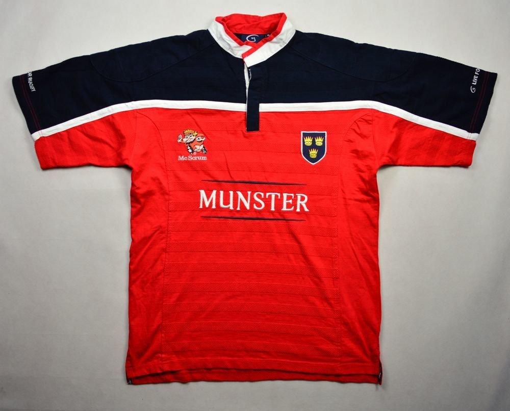 munster rugby shirt