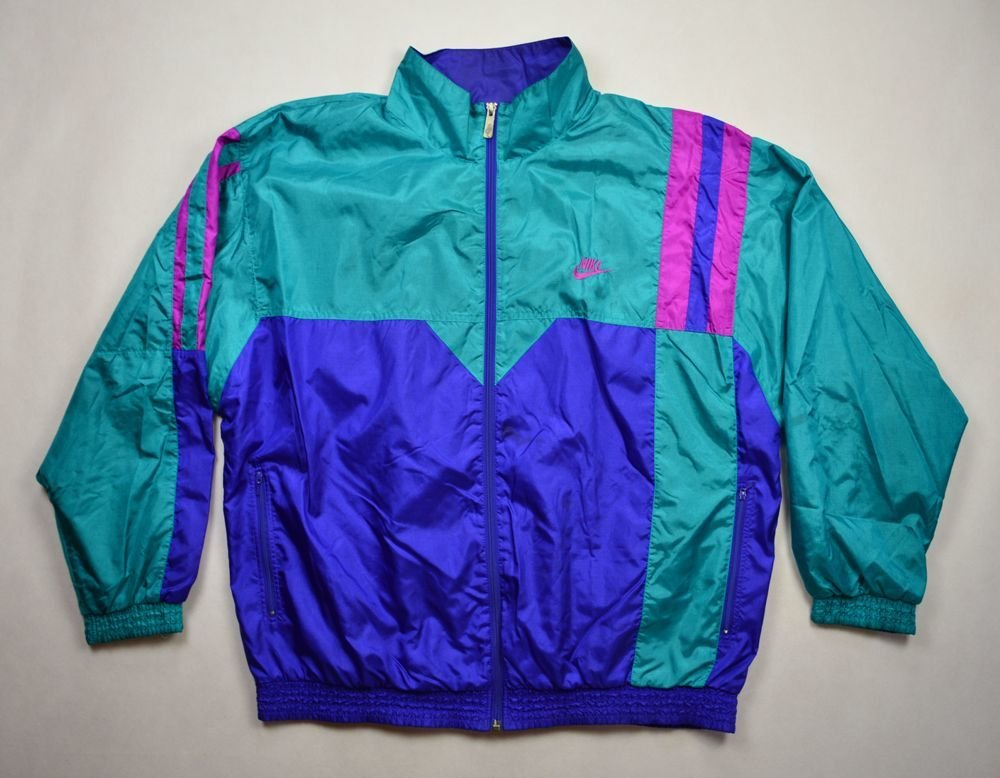 Nike Oldschool Jogging Vintage Jacket Xl Other Shirts