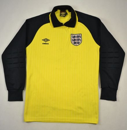 1984-86 ENGLAND SHIRT XL. BOYS