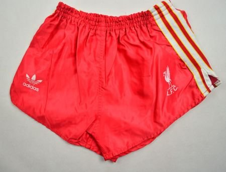 1985-87 LIVERPOOL SHORTS XS