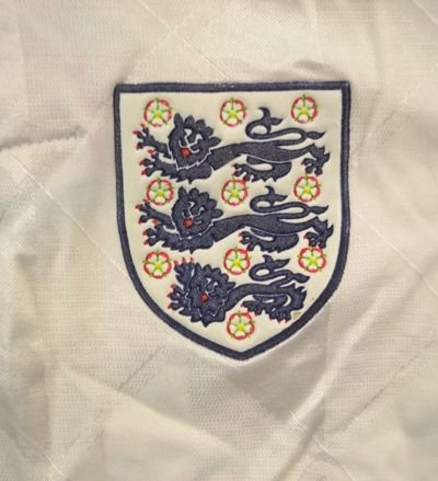 1987-90 ENGLAND SHIRT SIZE 3/4 YEARS