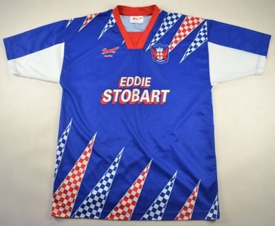 1995-97 CARLISLE UNITED SHIRT M