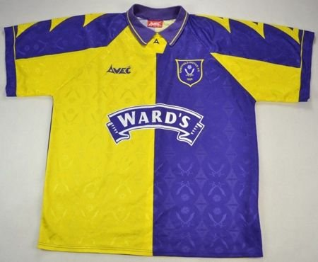 1995-97 SHEFFIELD UNITED SHIRT XL