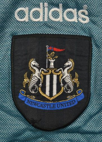 1996-1997 NEWCASTLE UNITED FC SHIRT XL