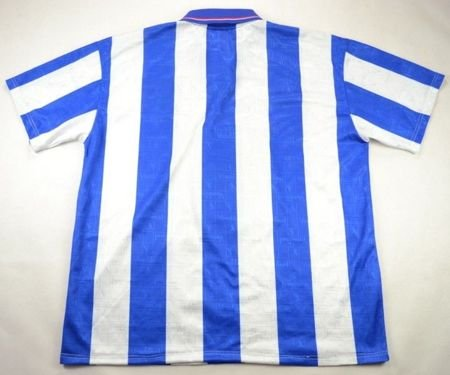 1996-97 COLCHESTER UNITED SHIRT XL