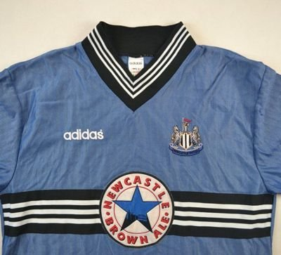 1996-97 NEWCASTLE UNITED SHIRT XL