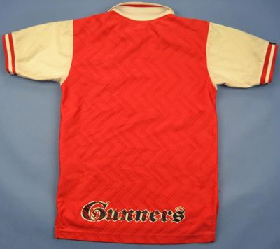 1996-98 ARSENAL LONDON SHIRT M. BOYS