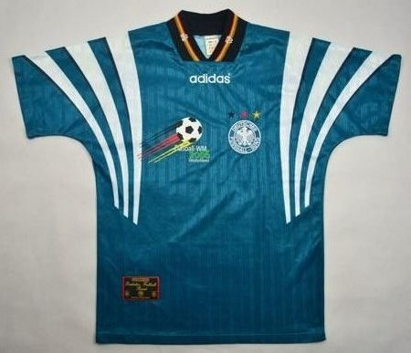 1996-98 GERMANY SHIRT S