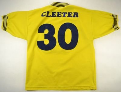1996-98 OXFORD UNITED FC *CLEETER* SHIRT M