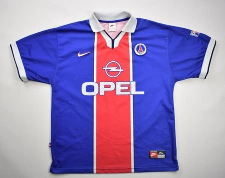 1997-98 PARIS SAINT GERMAIN SHIRT XL