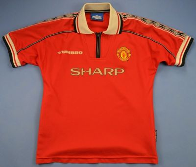 1998-00 MANCHESTER UNITED M. BOYS