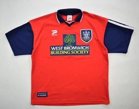 1998-00 WEST BROMWICH ALBION SHIRT XL