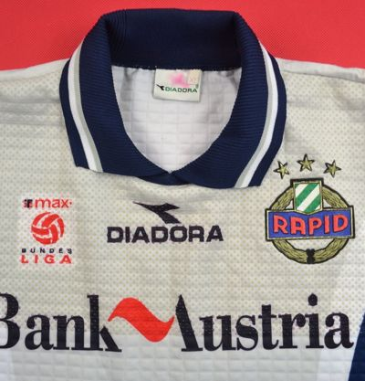 1998-99 RAPID VIENNA SHIRT XL