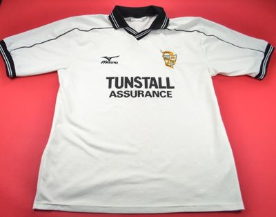1999-01 PORT VALE FC SHIRT XL
