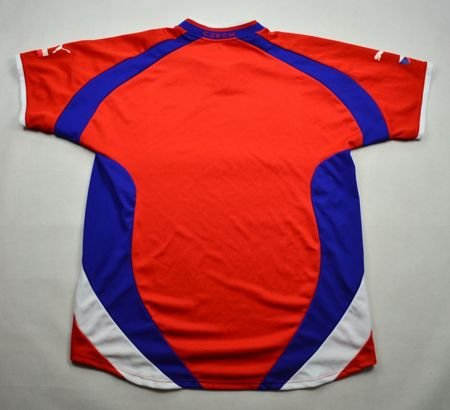 2000-02 CZECH REPUBLIC SHIRT L