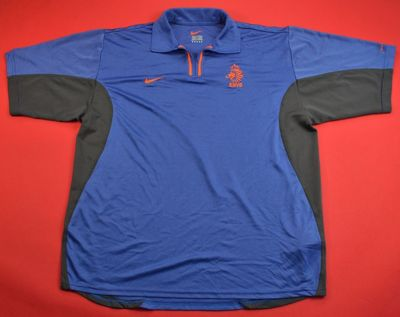 2000-02 HOLLAND SHIRT L