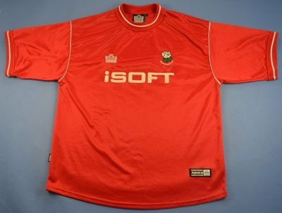 2001-02 BARNSLEY SHIRT XL