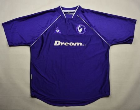 2001-02 HARCHESTER UNITED FC SHIRT 42/44