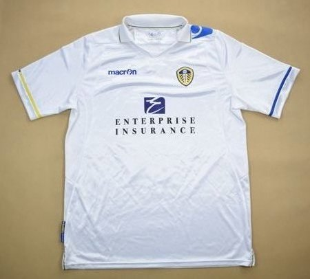 2001-02 LEEDS UNITED SHIRT 4XL