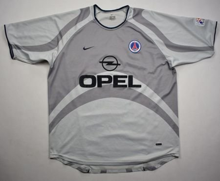 2001-02 PARIS SAINT GERMAIN SHIRT XL