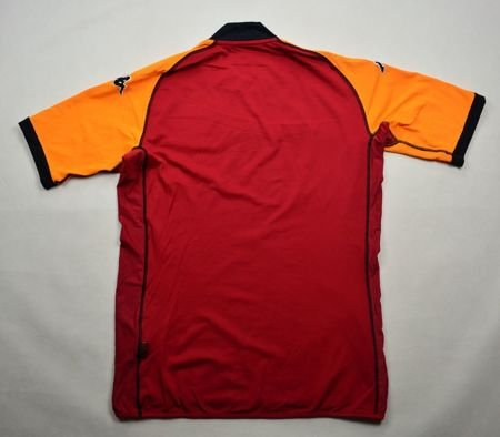 2002-03 AS ROMA CL SHIRT M