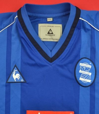 2002-03 BIRMINGHAM CITY SHIRT XL